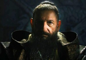 Ben Kingsley as Mandarin in Iron Man 3