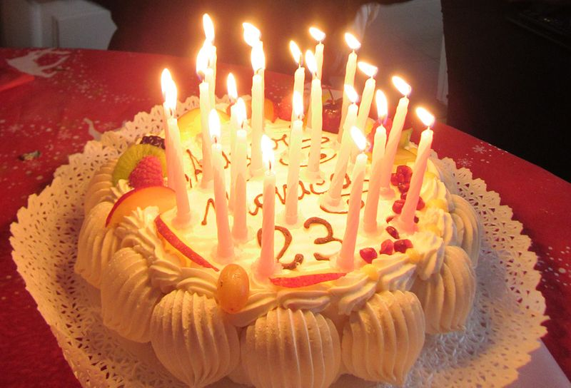 Images Birthday Cake Candles : Australia to ban kids from blowing out candles on cakes to ...