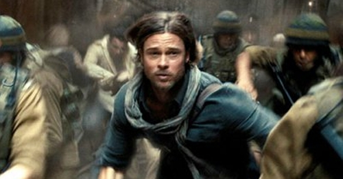 Brad Pitt World War Z teaser Super bowl