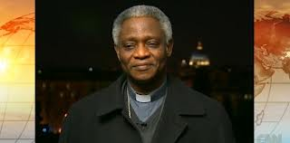 Cardinal Turkson first black Pope CNN interview