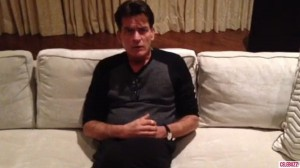 Charlie Sheen Dorner plea video Call Me