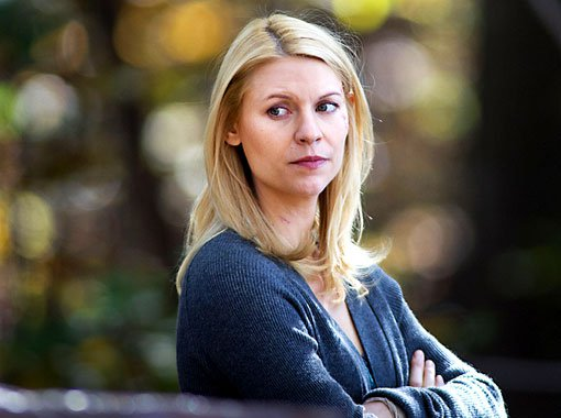 Claire Danes Showtime Homeland photo
