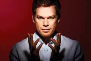 Michael C Hall Dexter season 7 banner