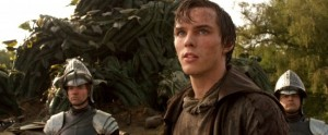 Nicholas Hoult as Jack the Giant Slayer