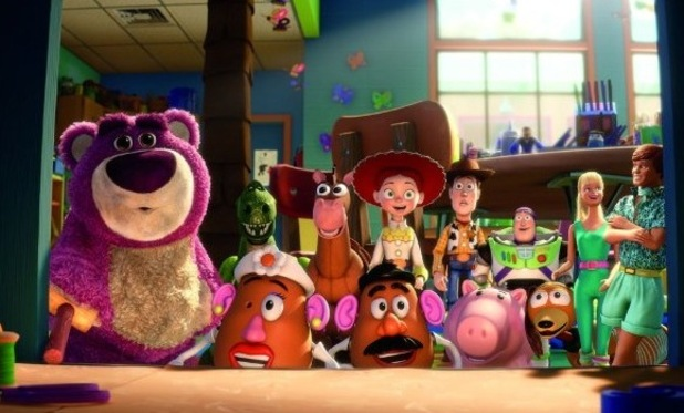 Toy Story 3 cast characters photo