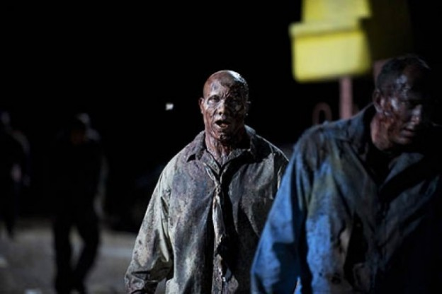 Pittsburgh Steeler great Hines Ward get to appear as a zombie
