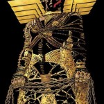 Xerxes in Frank MIller graphic novel