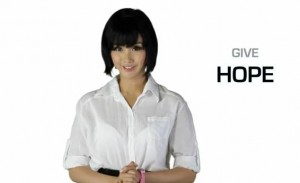 Alodia Gosiengfiao for &quot;I Am PGH&quot; campaignImage/Video Screen Shot