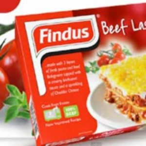 Findus Beef LasagneImage/ Video Screen Shot