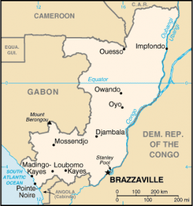 Republic of Congo Image/CIA