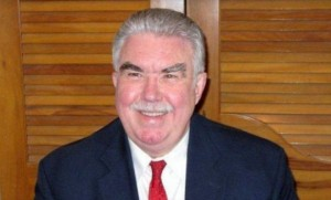 District Attorney Mike McLelland