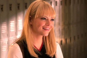 Emma Stone as Gwen Stacy Amazing Spider-Man