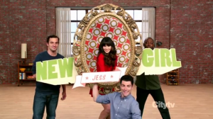 New Girl title shot Fox