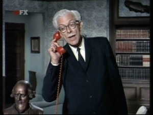 alfred_batphone photo Batman TV series