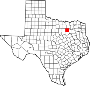 Dallas County, Texas Image/David Benbennick via Wikimedia Commons