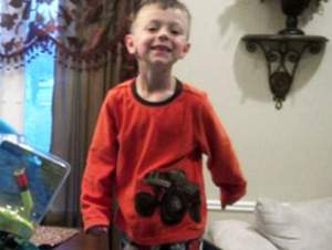 Brandon Holt, age 6, was shot and killed by his 4-year-old playmate.