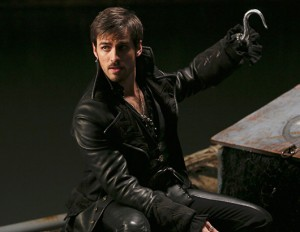 Colin O'Donoghue as Captain Hook appears to be center stage in the final three episodes of 'Once Upon a Time' season 2