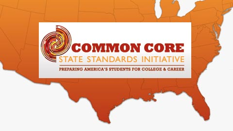 Common Core: Karen Schoen discusses the changes in education were discussed on Dispatch Radio  Common Core logo: ednewscolorado.org