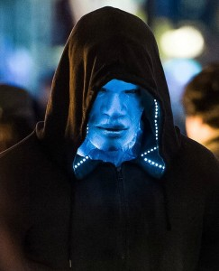 Jamie Foxx Electro photo Amazing Spider-Man 2