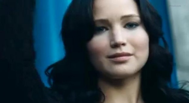 Jennifer Lawrence Katniss Hunger Games Catching Fire photo