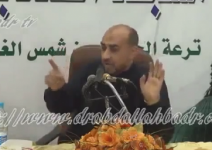 Muslim cleric in Egypt calling for violence against Christians