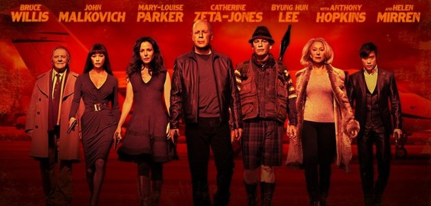 Red 2 character banner full cast Bruce Willis Anthony Hopkins