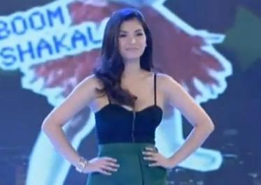 "Angel Locsin is in a tight battle for the top spot in ""FHM 100 Sexiest Women in the World 2013″ contest Image/Video Screen Shot"