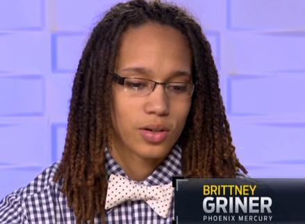 Brittany Griner Image/Video Screen Shot