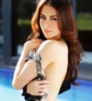 Talk this Marian rivera fhm cover that