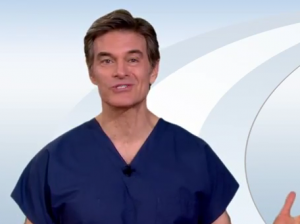 Dr. Oz Image/Video Screen Shot