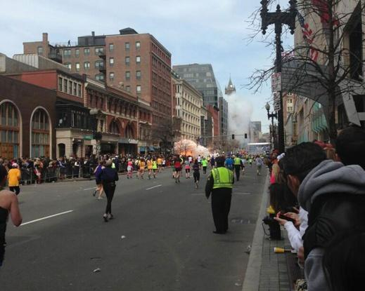 3 more suspects are in custody with alleged connections to the Boston bombing photo - Twitter/@Boston_to_a_T