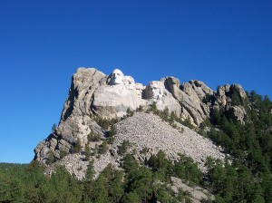 Mt. Rushmore Image/Colin.faulkingham at the wikipedia project