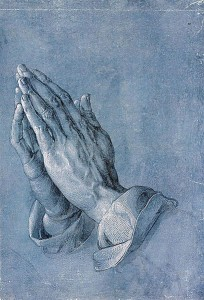 Praying Hands (Betende Hände) by Albrecht Dürer
