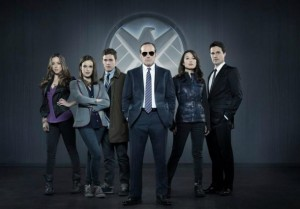Marvel Agents Shield cast photo