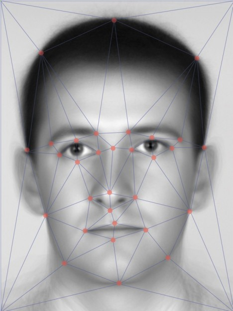 biometric face recognition NIH photo