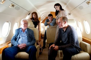 cast photo Now You See Me Michael Caine Woody Harrelson