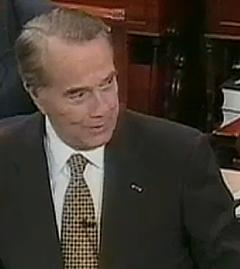 Bob Dole- 1996 Image/Video Screen Shot