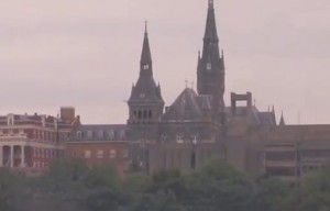 Georgetown University Image/Video Screen Shot