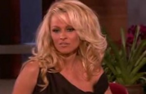 Pamela Anderson Image/Video Screen Shot