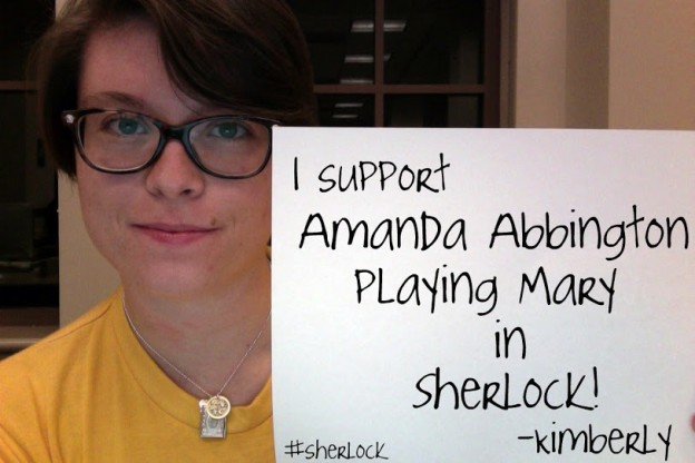 support amanda abbington play mary sherlock season 3