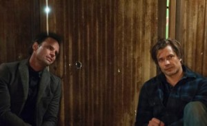 The dysfunctional pair: Boyd and Raylan