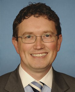 Congressman Thomas Massie (R-KY) Image/United States Congress