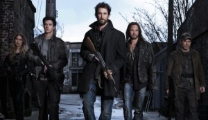 Falling Skies cast photo