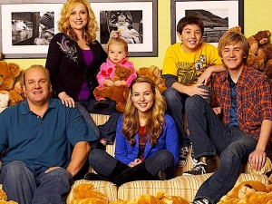 Good Luck Charlie cast photo