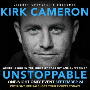 Kirk Cameron film Unstoppable