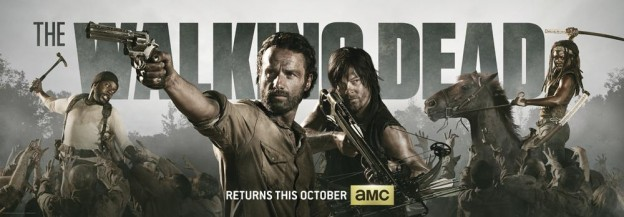 SDCC artwork for TWD