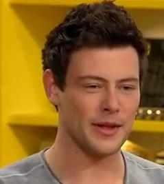 Cory Monteith Image/Video Screen Shot