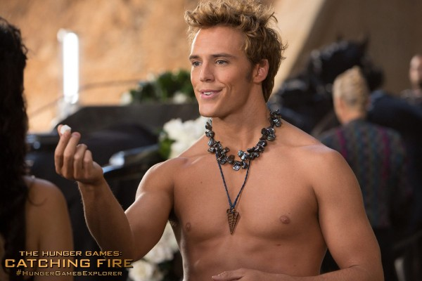 the-hunger-games-catching-fire-sam-claflin as Finnick