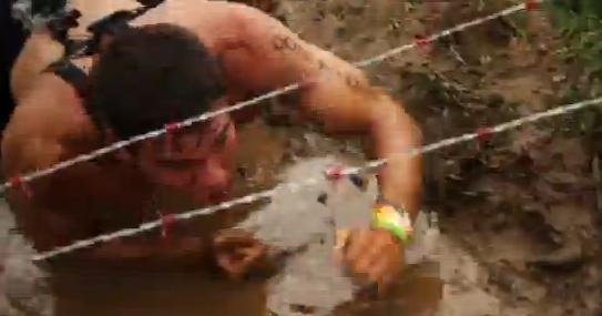 Feedback from event attendees shows that the majority of ill individuals were likely exposed on the course itself, as illness was highly associated with reports of mud or muddy water in the mouth-MDCH Image/Video Screen Shot