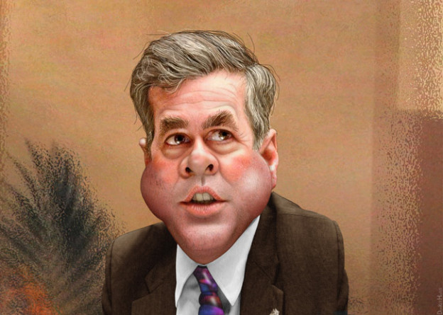 Jeb Bush is signaling a run for president in 2016 donkeyhotey   donkeyhotey.wordpress.com